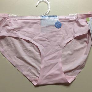 d1ae3baf520e JOCKEY Hipster underwear panties Sporties sz.8 NWT. $13 $18. JOCKEY Touch  of air baby pink seamfree bikini sz.8